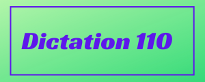120-wpm-Dictation-No-110