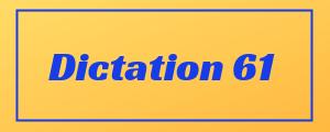 100-wpm-Dictation-No-61