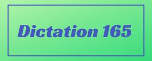 120-wpm-Dictation-No-165