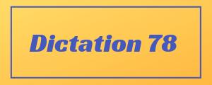 100-wpm-Dictation-No-78