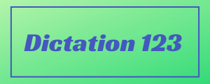 120-wpm-Dictation-No-123