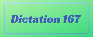 120-wpm-Dictation-No-167