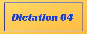 100-wpm-Dictation-No-64