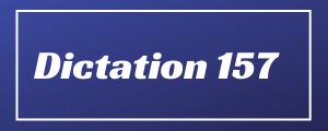 80-wpm-Dictation-No-157