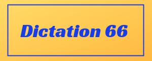 100-wpm-Dictation-No-66
