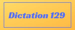 100-wpm-Dictation-No-129