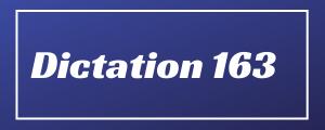 80-wpm-Dictation-No-163