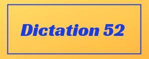 100-wpm-Dictation-No-52