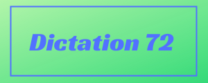 120-wpm-Dictation-No-72