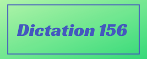 120-wpm-Dictation-No-156