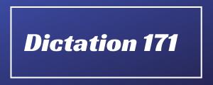80-wpm-Dictation-No-171