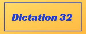 100-wpm-Dictation-No-32