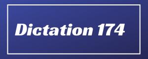 80-wpm-Dictation-No-174