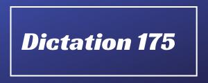 80-wpm-Dictation-No-175
