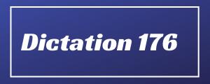 80-wpm-Dictation-No-176
