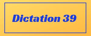 100-wpm-Dictation-No-39