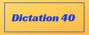 100-wpm-Dictation-No-40