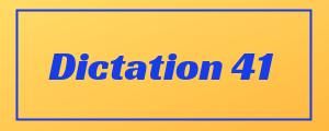 100-wpm-Dictation-No-41