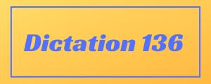 100-wpm-Dictation-No-136