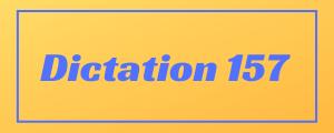 100-wpm-Dictation-No-157
