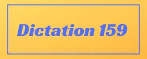 100-wpm-Dictation-No-159
