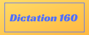 100-wpm-Dictation-No-160