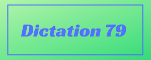 120-wpm-Dictation-No-79