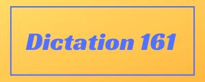 100-wpm-Dictation-No-161