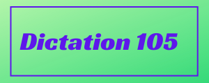 120-wpm-Dictation-No-105