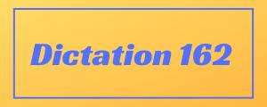 100-wpm-Dictation-No-162
