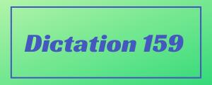 120-wpm-Dictation-No-159