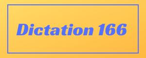 100-wpm-Dictation-No-166