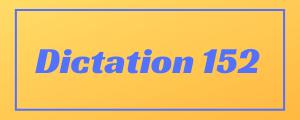 100-wpm-Dictation-No-152