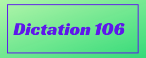 120-wpm-Dictation-No-106