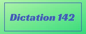 120-wpm-Dictation-No-142