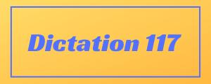 100-wpm-Dictation-No-117