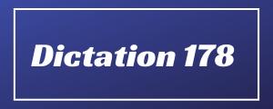 80-wpm-Dictation-No-178