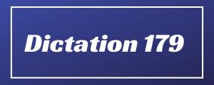 80-wpm-Dictation-No-179