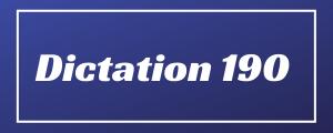 80-wpm-Dictation-No-190