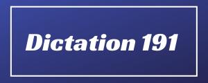 80-wpm-Dictation-No-191