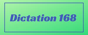 120-wpm-Dictation-No-168