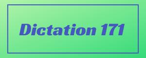 120-wpm-Dictation-No-171