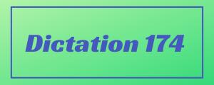 120-wpm-Dictation-No-174