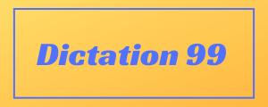 100-wpm-Dictation-No-99