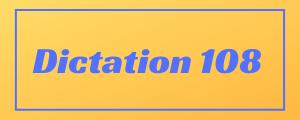 100-wpm-Dictation-No-108