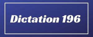 80-wpm-Dictation-No-196