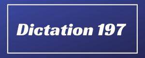 80-wpm-Dictation-No-197