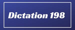80-wpm-Dictation-No-198