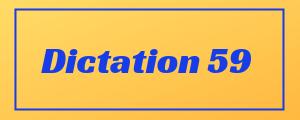 100-wpm-Dictation-No-59